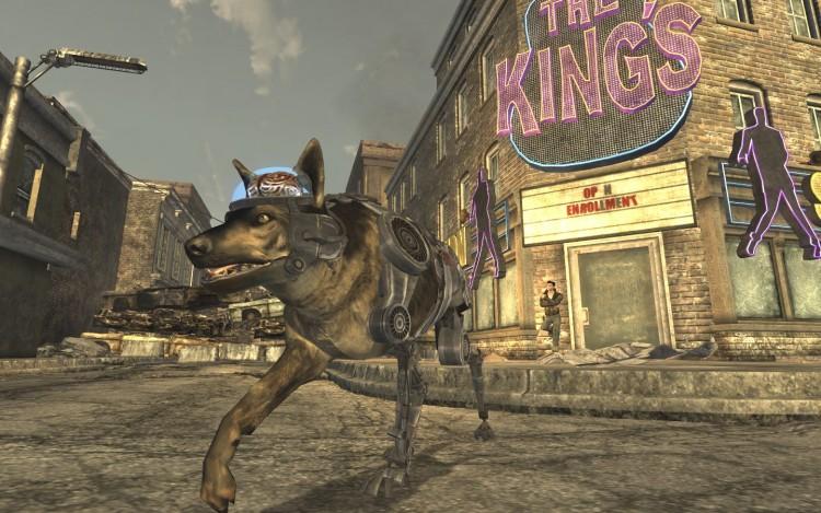 Rex Fallout