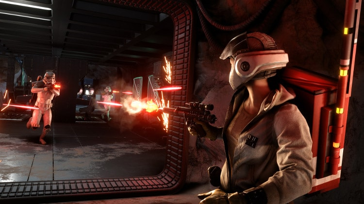 Star Wars Battlefront cargamento