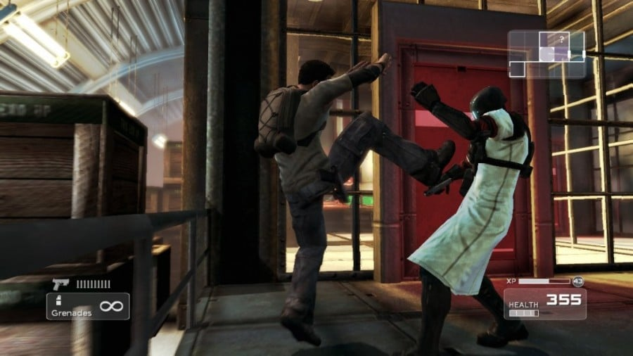 Shadow Complex Remastered - Análisis PC