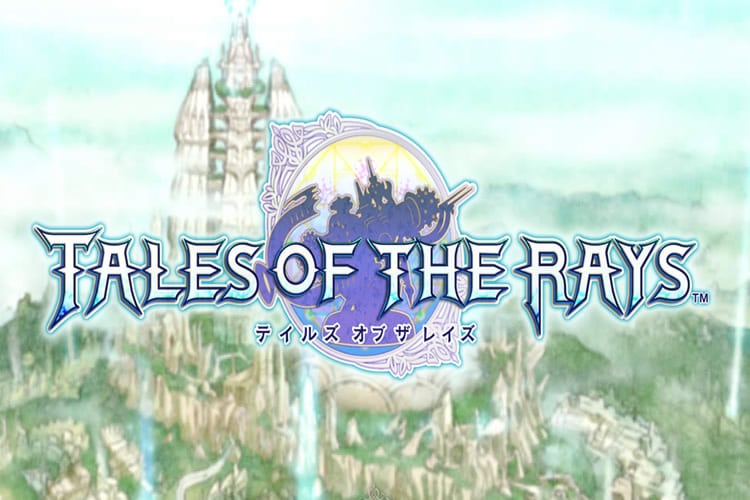 tales of the rays logo