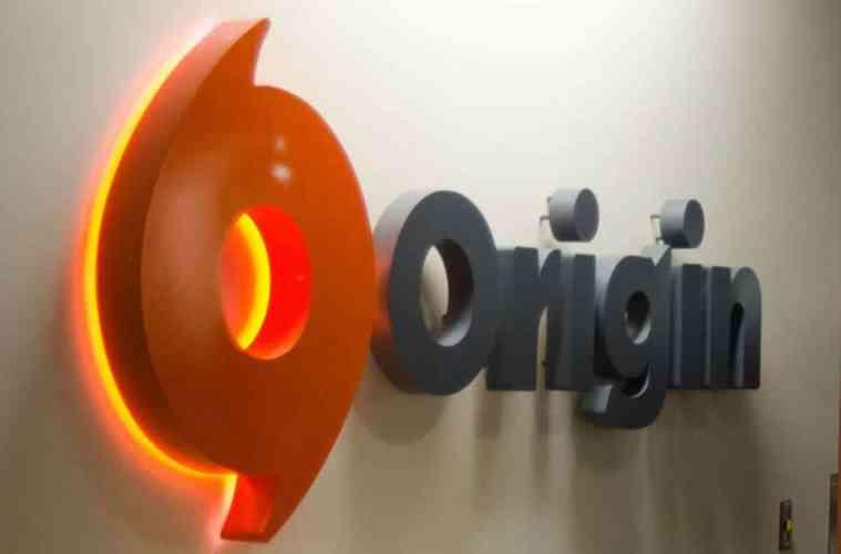 Foto del logo de Origin
