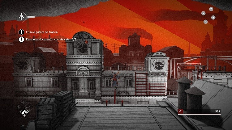 Assassin's Creed Chronicles Russia - Análisis PC