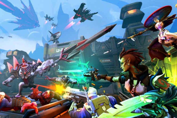 Battleborn muestra los requisitos para jugarlo