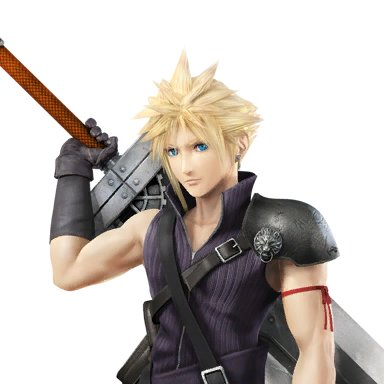 Super Smash Bros. nerfea a Cloud