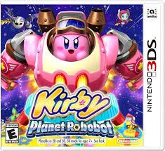 Kirby: Planet Robobot anunciado para Nintendo 3DS