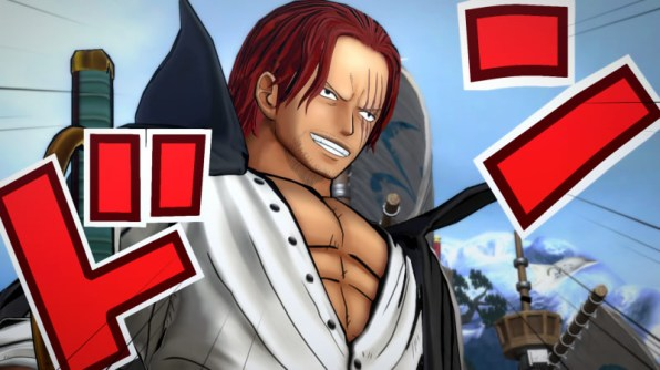 one piec burning blood shanks