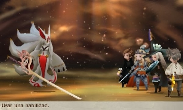 guia bravely second yokai