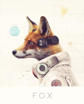 Así es la versión realista de Star Fox