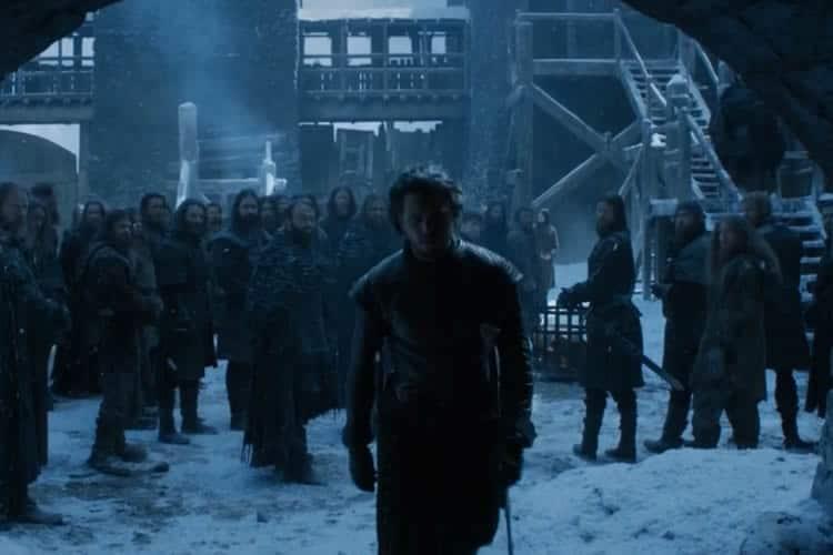 juego de tronos 6x03 jon nieve