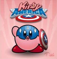 kirby capitán américa