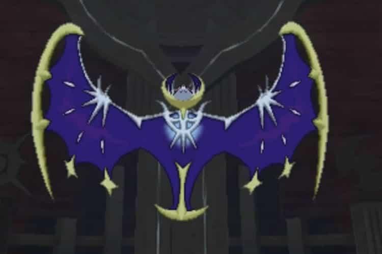 pokémon sol pokemon luna legendario murciélago