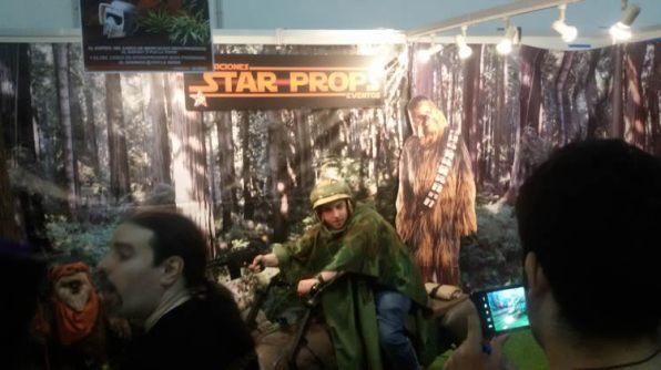 salon del comic star wars
