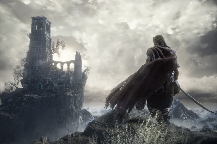 dark souls iii pasarse catedral de la oscuridad