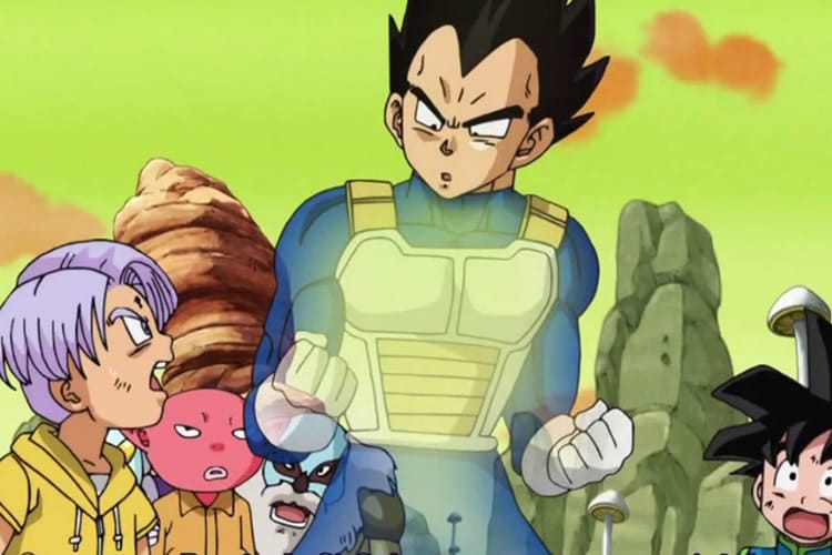 dragon ball super 46 vegeta