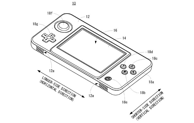 Nintendo patenta una consola con vibración