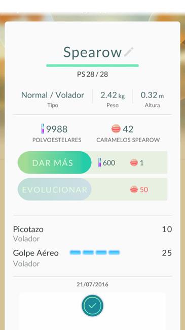 pokemon go ataques 2