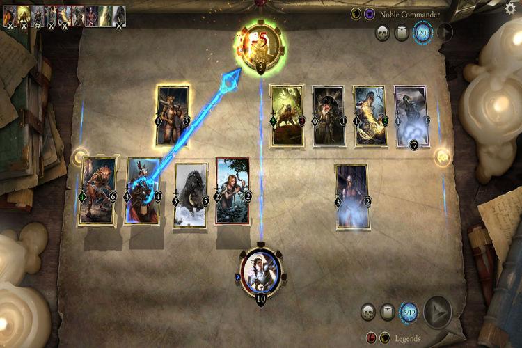 The Elder Scrolls: Legends se lanza a la beta pública