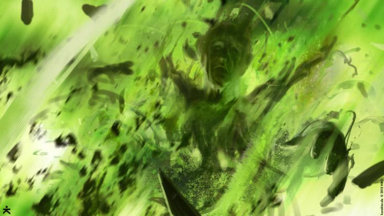 Brutal arte conceptual de la sexta temporada de Juego de Tronos