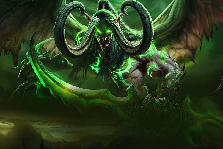 world of warcraft legion nivel 110