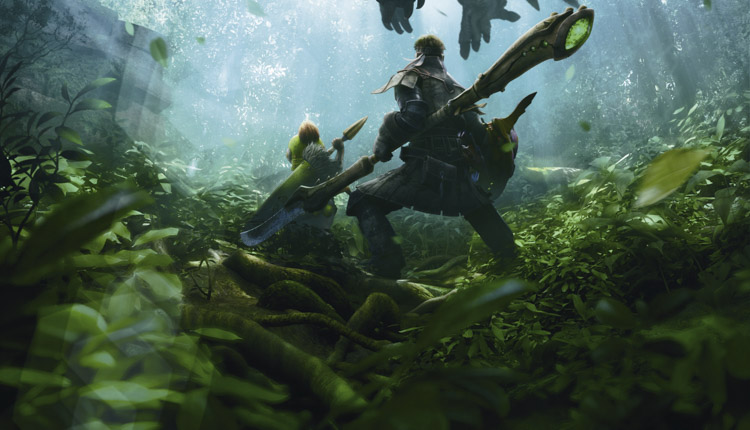 Monster Hunter tendrá una película hecha en Hollywood