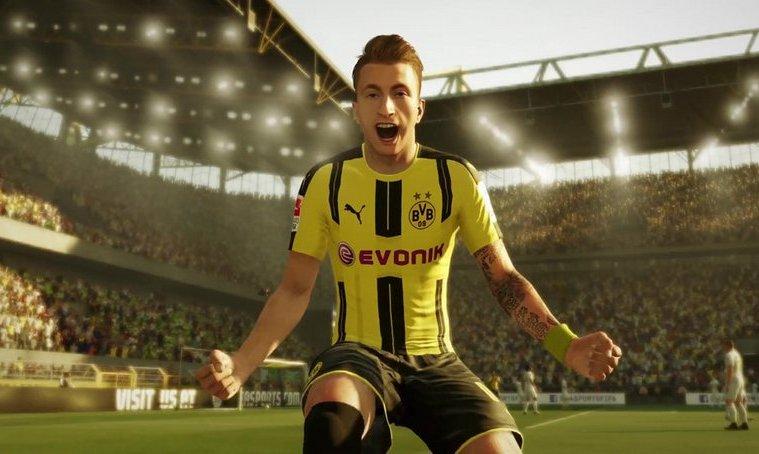 FIFA 17 sliders
