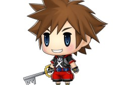 kingdom hearts world of final fantasy