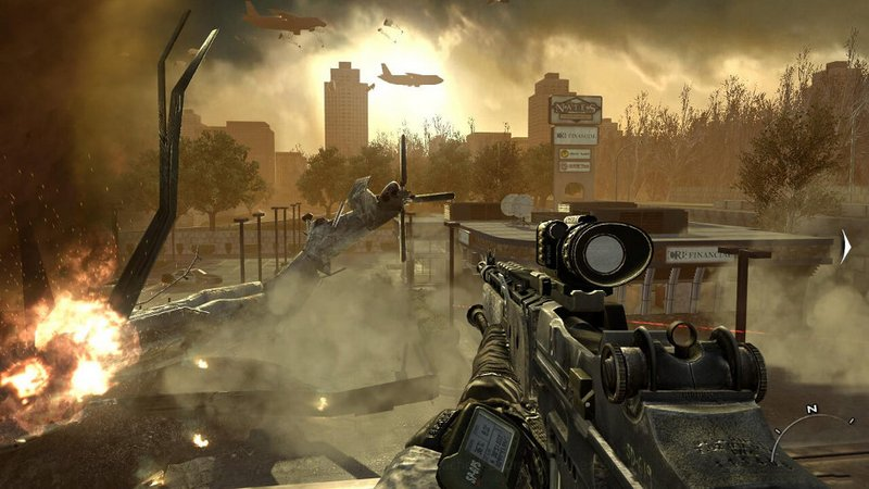 Modern Warfare Remastered no funcionará sin el disco de Infinite Warfare