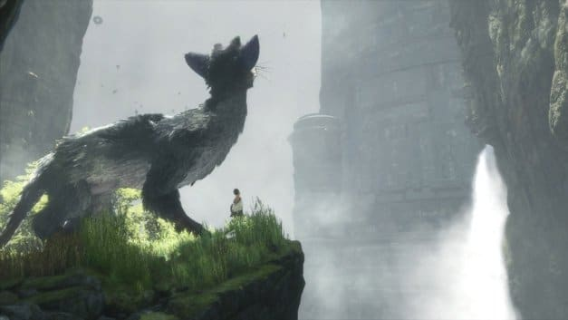 The Last Guardian Gold