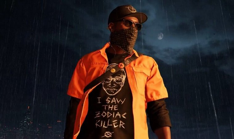 Watch Dogs 2 Asesino del Zodiaco
