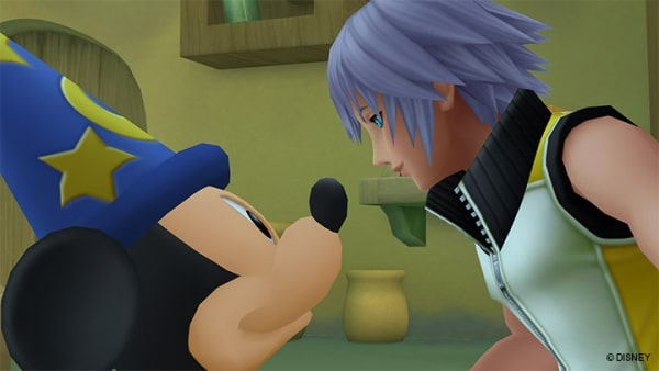 Kingdom Hearts 2.8 Final Chapter Prologue Aqua