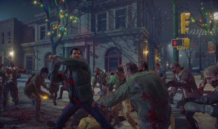 Dead Rising 4 gameplay campaña