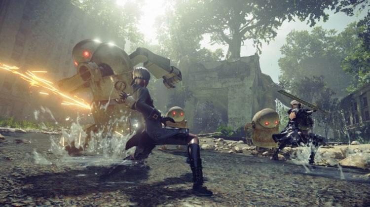 NieR: Automata podría salir también en Xbox One