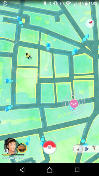 pokemon go como funciona nuevo radar