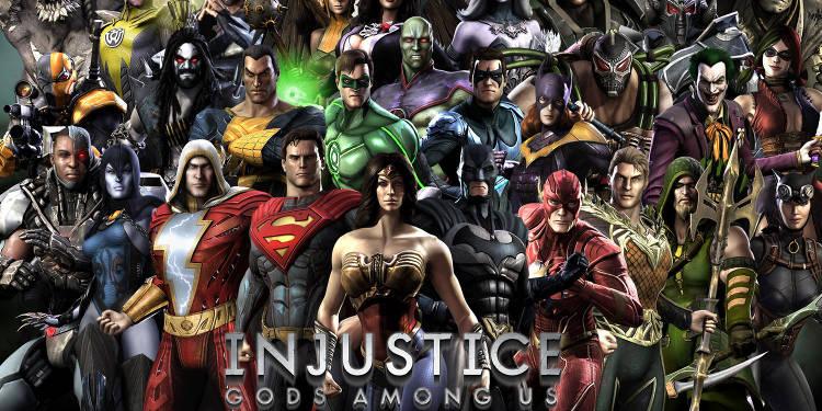 injustice 2 nuevo personaje