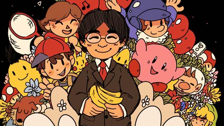 Nuestro querido Satoru Iwata dejó su impronta en Nintendo Switch