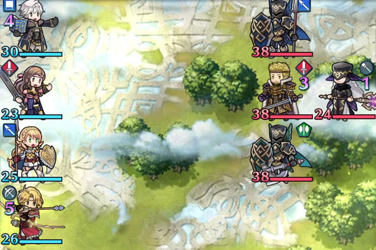 fire emblem heroes ganancias