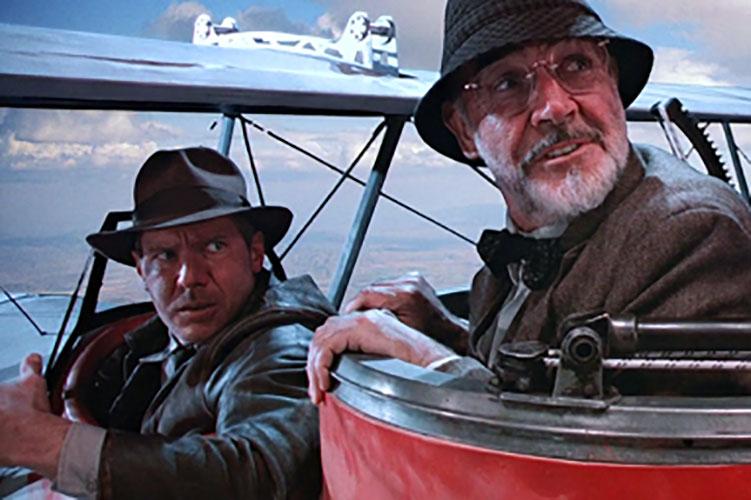 Harrison Ford tiene un nuevo accidente de avión