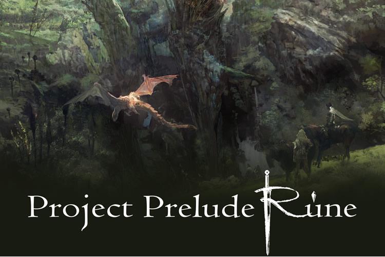 project prelude rune square enix