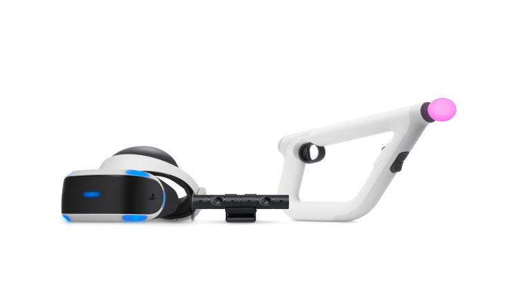 Sony Farpoint PS VR Aim Controller (2)