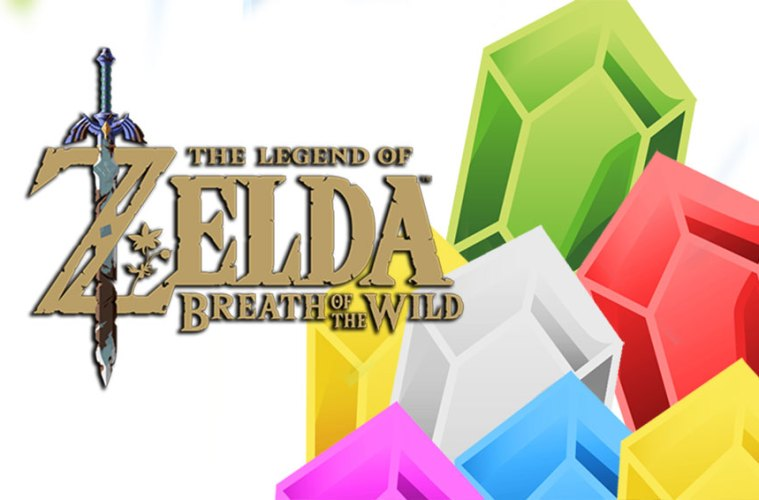 The Legend of Zelda Breath of the Wild, consejo para conseguir rupias rápido y fácil