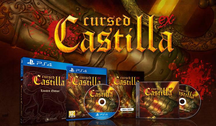 Anunciada la edición física de Maldita Castilla EX para PlayStation 4