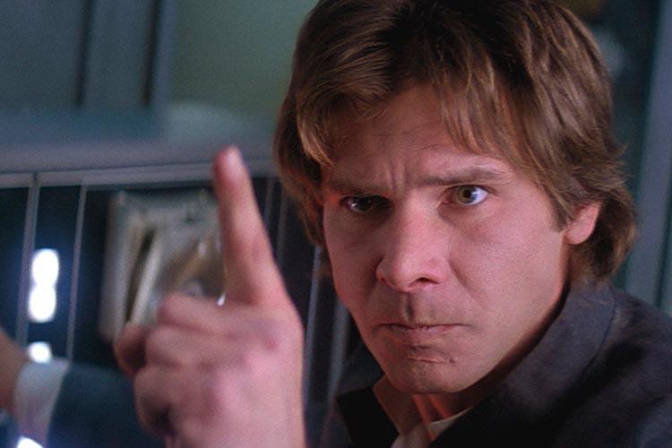 Nombre real de Han Solo