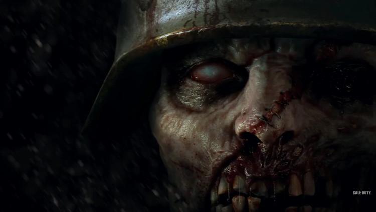 modo zombis en call of duty: wwii