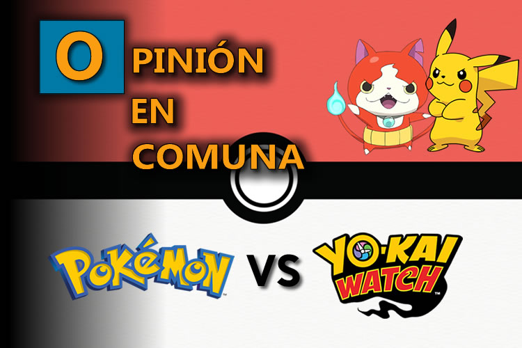 pokemon vs yo-kai watch