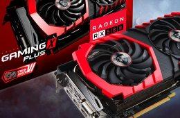 Bienvenidas AMD Radeon RX 500 y hermanitas