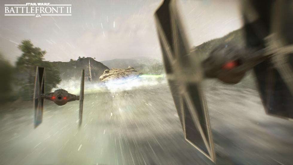 servidores dedicados para Star Wars Battlefront 2