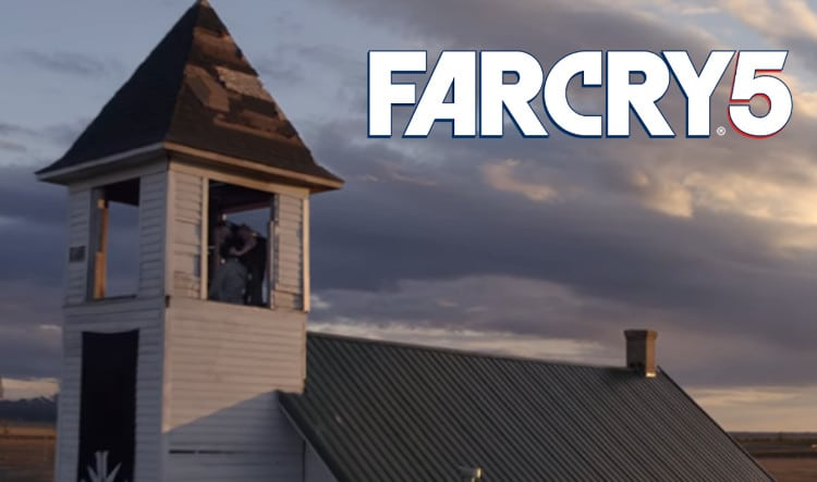 teasers de far cry 5