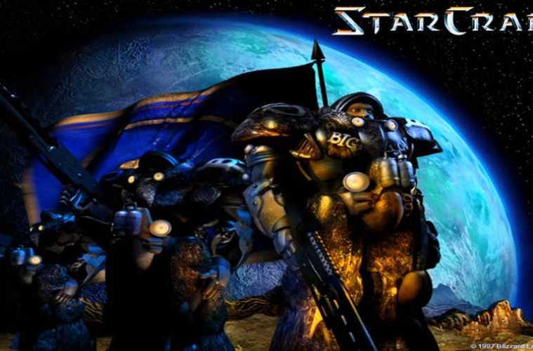 codigo fuente de Starcraft