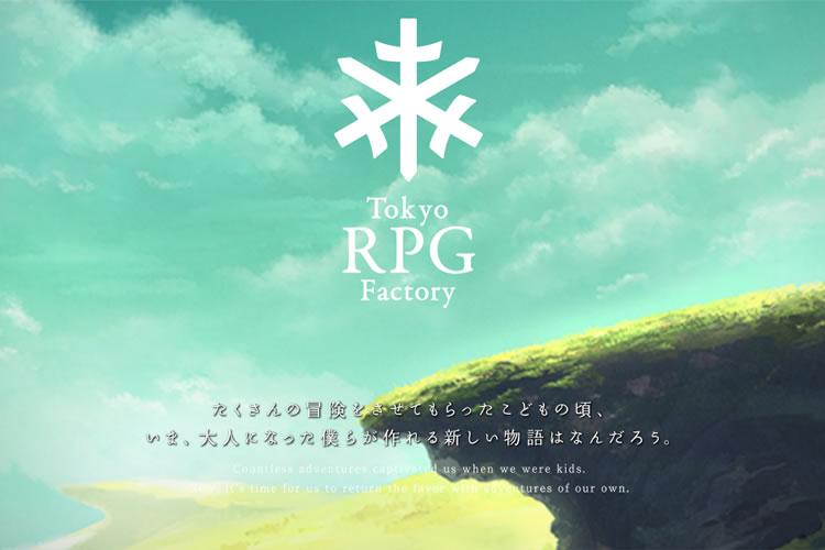 nuevo juego de tokyo rpg factory