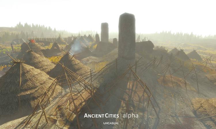 El Kickstarter de Ancient Cities busca un hueco en la estrategia